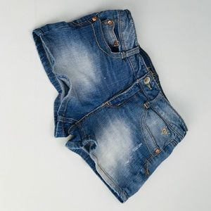 Justice Jean Shorts in Size 10 1/2